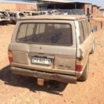 TOYOTA LAND CRUISER FJ62 STATION WAGON full